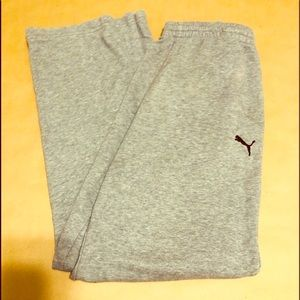 Men's Puma Sweatpants
